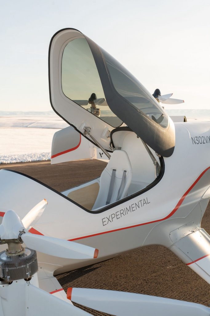 Airbus Tests its First Flying Taxi Drone